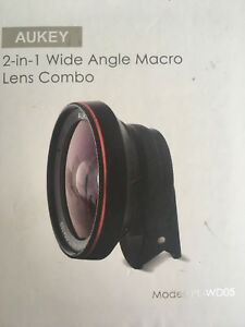Cellphone camera lens