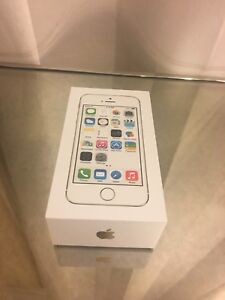 iPhone 5s (unlocked) excellent condition