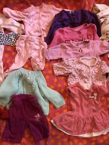 0-6month baby girl clothes