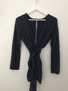 Bnwt Classified Ring Front Playsuit One Size Black Women's Clothing
