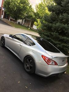 2010 Genesis Coupe 2.0T Track Package