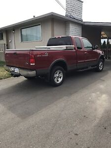 2002 Ford F-150 4X4 With FX4 Package