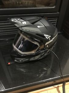FXR FX1 Helmet with electric visor