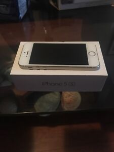 iPhone 5S 32GB White/Gold MINT