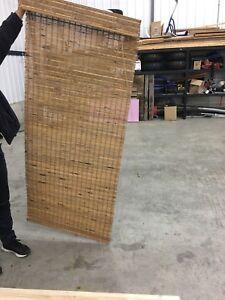 Stores en bois