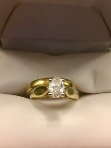 Diamond solitaire ring for sale