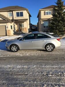 2016 Chevrolet Cruze, Leather, Warranty, No GST
