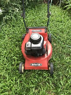 Lawn mower - does not start