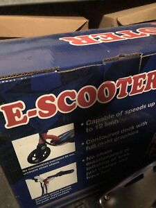 E-Scooter for Children 7 and up or Teens