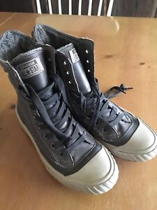 CONVERSE High-top Sneakers - women's size 9