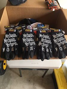 Mechanix mechanic gloves.