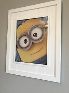 Minion bedroom set!