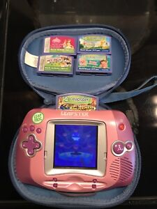 Leapster/leapfrog/leap pad