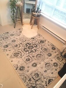 Persian style rug LIKE NEW