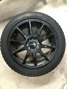 5x112. 225/45/17 Vision Winter tire package