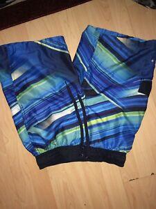 Men's swimming trunks size small