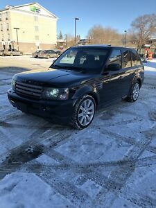 2006 LandRover RangeRover Sports Supercharged