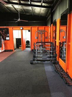 Personal Training Studio - Gym