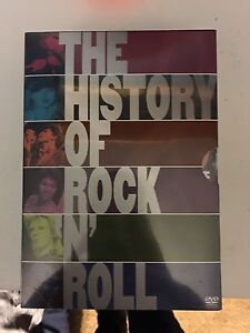 History of Rock and Roll DVD Set