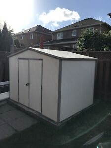 YardMate shed