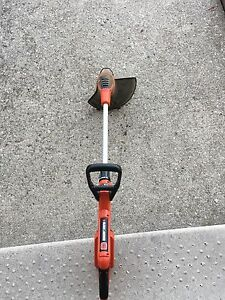 Black and Decker electric trimmer