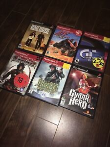 Various Video games for $5 each