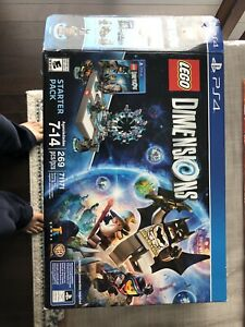 LEGO Dimensions PS4 PlayStation 4