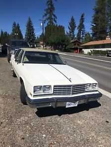 1981 Buick LeSabre Classic Sedan, Excellent Condition $3,000.00