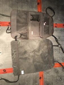 Car seat - back protectors from kids - 15$