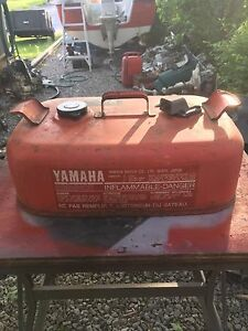 Yamaha small fuel tank