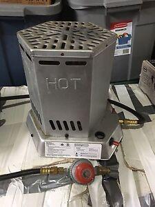 25000 btu infrared propane heater