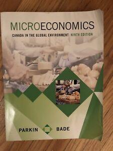 Micro Economics Texbook