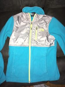Girls north face sweater