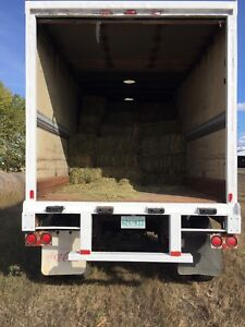 Second cut square hay bales for sale