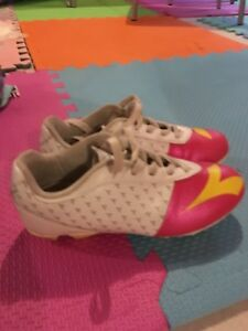 Girl soccer shoes