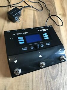 Tc helicon acoustic play