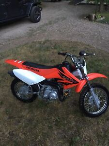 2004 Honda CRF 70 **MUST SEE**