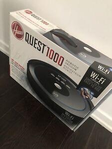 Brand New Hoover Quest 1000 Robotic Vacuum in Box !!!