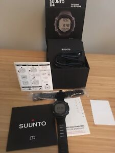 Suunto D4i Casual Watch and Dive Computer with USB