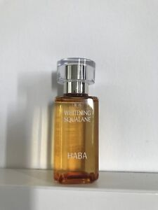 Japanese HABA whitening squalene facial oil