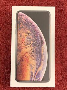 iPhone XS Max, 256GB, Gold, Unlocked, 2 years Apple Au warranty