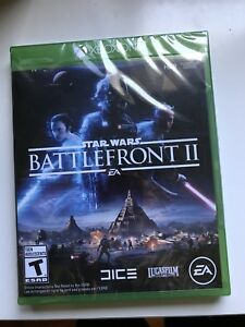 SEALED Star Wars Battlefront 2