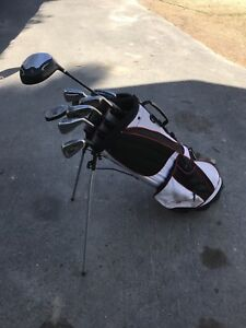 golf clubs right handed