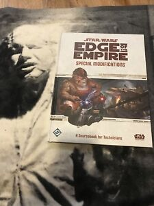 Star Wars role playing books