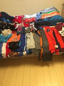 Boys clothes, sizes 8-14, mostly 8-12