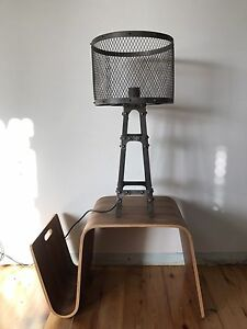 Designer Industrial Mesh Tower Lamp Pagewood Botany Bay Area Preview