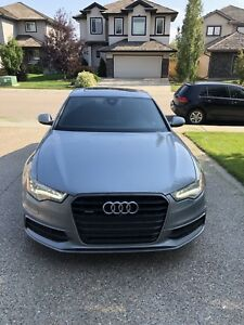 2014 Audi A6 2.0 Technik S-Line Package