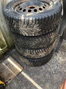 Winter tires 225/60R17