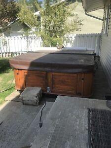 Hot tub artic spa
