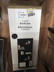 Brand New Bookcase